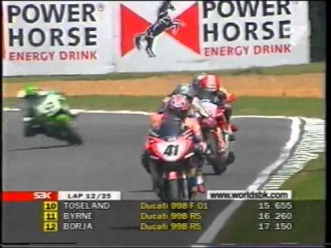 [SBK 2002] Brands Hatch -- gara 1 -- parte 2