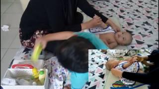 vuclip Cara Mengganti Baju Bayi Baru Lahir (kemeja)