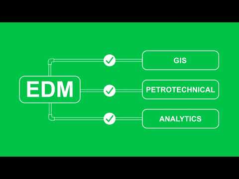 EDM for Energy: Data management solutions for the energy industry