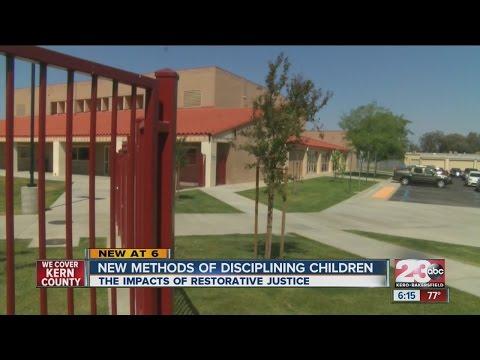 New methods of disciplining children