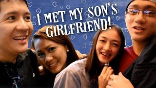 I met my son's girlfriend!! (The Dreys visit the Marina Bay Spa and Lifestyle Club at SM MOA, Pasay)