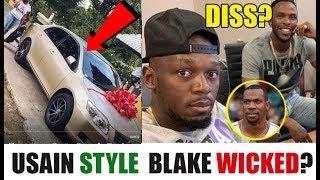 Usain DlSS Yohan WICKED? Shenseea BUY BFF New CAR | Intence Bro LUCKY