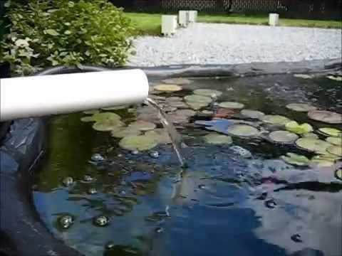 filtre ext maison avec uv homemade pond filter