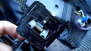 не работает отключение поворотников ВАЗ 2108, 2109, 2114, 2110, 2112, Калина, Приора и т.д