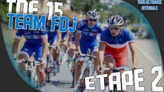 Tour de France 2015 | FDJ | Etape 2 : Utrecht - Zélande