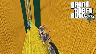 Download Video NGAKAK! BALAPAN DI GANG WKWK | GTA 5 Indonesia Funny Moments MP3 3GP MP4