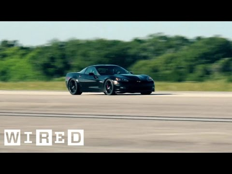The Fastest Electric Car Ever Isn't a Tesla—It's a Converted Corvette | WIRED