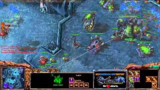 ROOTDestiny (Z) vs. goswser (Z) - Starcraft 2 Ladder