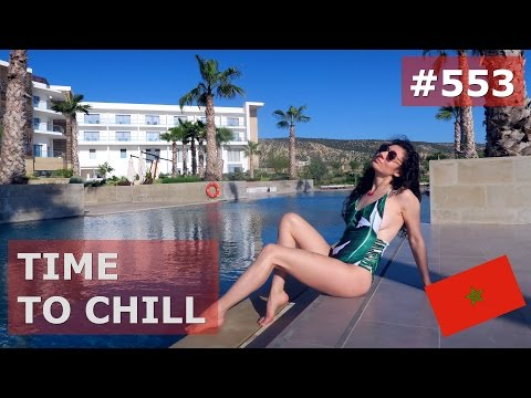 MOROCCO TAGHAZOUT HOLIDAY DAY 553 | TRAVEL VLOG IV
