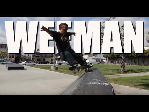 Skating with weeman