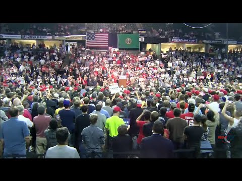 Full Event: Donald Trump Rally in Everett, WA 8/30/16 (RSBN CAMERAS)
