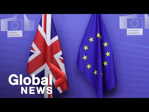 Brexit: UK, EU deadlocked trade deal as deadline approaches
