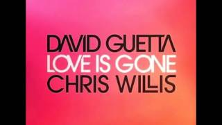David Guetta - Love is Gone Radio Edit