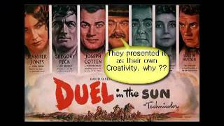 """Janbaaz"" (1986) Vs ""Duel in the sun"" (1946)"