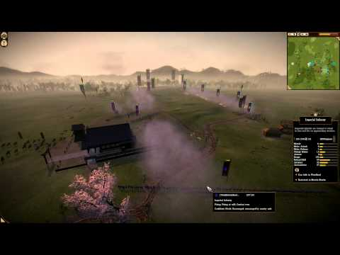 Fall of the Samurai Battle #27 Imperial Infantry Too Costly? |