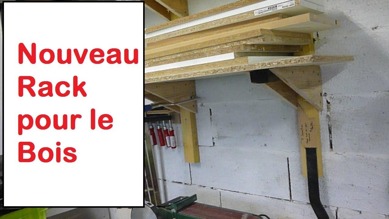 Rangement Pour Le Bois rack pour bois