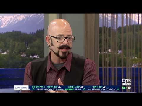 Jackson Galaxy of 'My Cat From Hell' Joins Us in Studio