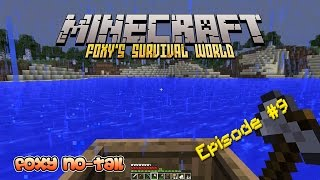 Minecraft Survival - How to Explore My Survival World Part 2 [9]