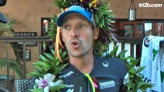 IRONMAN Hawaii 2017: Patrick Lange im Sieger-Interview