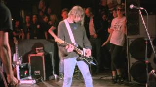 Nirvana - Territorial Pissings (Live at the Paramount 1991) HD