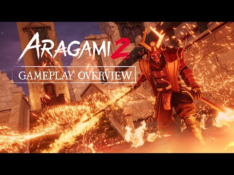 Aragami 2 - Gameplay Overview