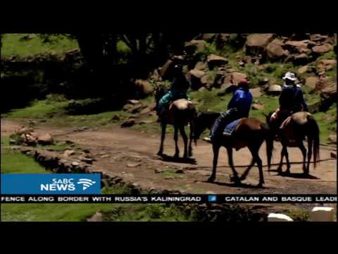 Tourism is booming again in Semonkong, Lesotho