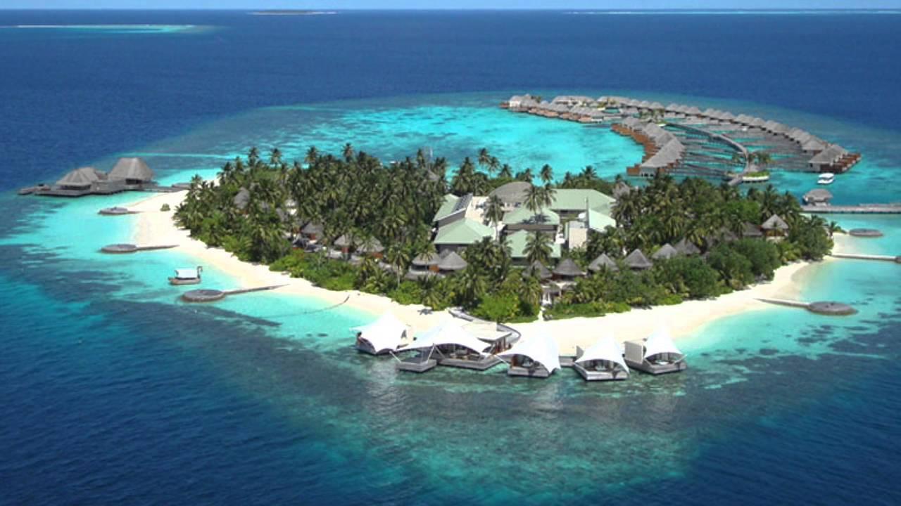 top 10 world best islands - youtube