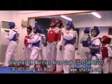 Shanghai TK MArtial Arts Club 天坤推广视频(拍摄花絮)