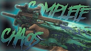 COMPLETE CHAOS! - Modern Warfare Remastered P90 SLAYING! - LIVE #3