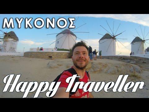 Happy Traveller in Mykonos | FULL