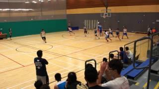 全場片段2 20150606 第一屆和諧室內籃球聯賽 天水圍