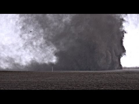Tornado Strikes Illinois February 28, 2017