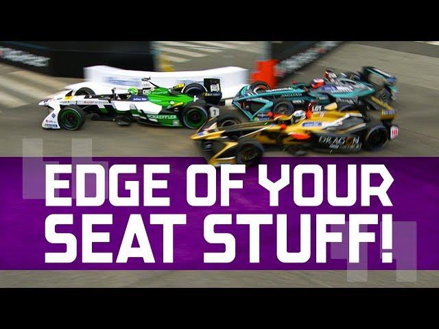 Formula E - Big al's toy box car show 2018