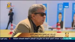 رأي عام | لقاء مع خالد منتصر و محمد السيد صالح علي هامش مؤتمر الشباب