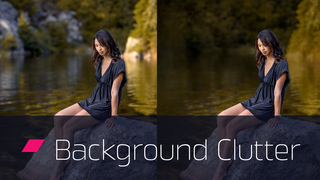 5 Easy Tools for Removing Background Clutter in Photoshop - YouTube