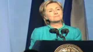 Hillary Clinton's Joke About Michael Bloomberg