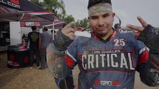 Critical Crew Day Paintball Big Game #70 at Combat Paintball Park 12-10-2017 Sunday