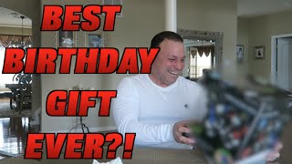 BEST BIRTHDAY GIFT EVER?!