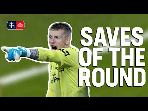 Best Third Round Saves   Pickford, Romero, Adrian, Martinez, Nyland   Emirates FA Cup 19/20 letöltés
