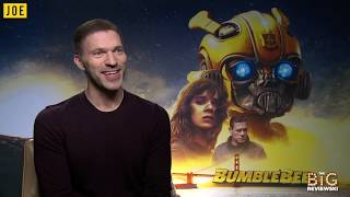 Bumblebee Director Travis Knight On Making A Really Fun Transformers Film