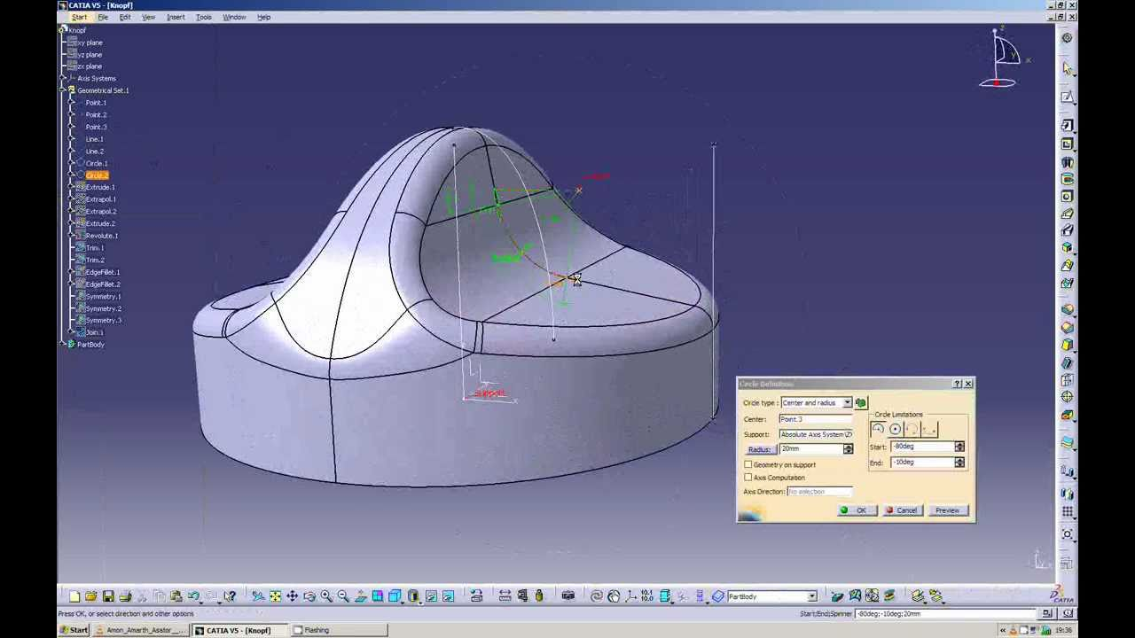 Catia v5 Complete Video Training Tutorial Course On 6 DVDs Buy India