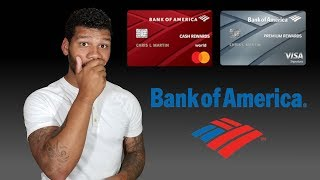Bank of America | The Best Credit Card Duo?