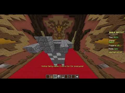 Primer Video! / Build Battle / Mia Y Maca
