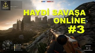 Battlefield 1 Early Enlister Online TÜRKÇE #3