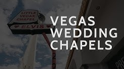 Las Vegas Wedding Chapels!