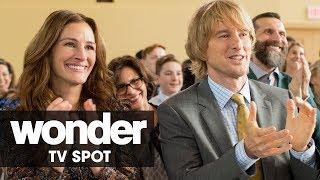 """Wonder (2017 Movie) Official TV Spot - """"Standing Ovation"""" – Julia Roberts, Owen Wilson"""