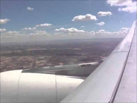 Airbus A 330-200 Air Europa Flight Caracas-Madrid
