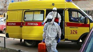 В российских больницах заняты практически все места для больных COVID 19