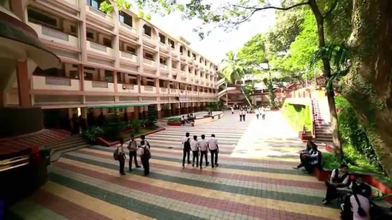 St Aloysius PU College, Mangalore - YouTube