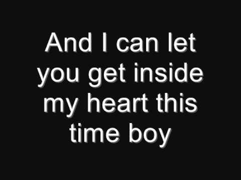 Jasmine V-Let Him go Lyrics